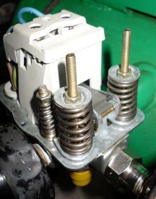Kompressorin painekytkin