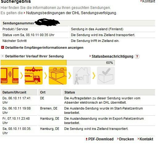 posti seurantakoodi Lappeenranta